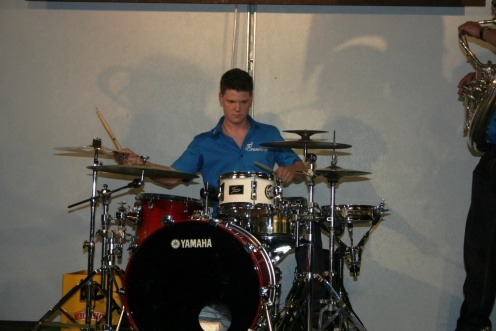 Drummer Adi